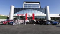 Toyota'nın Türkiye'deki 57'nci Plazası İstanbul Avcılar'da açıldı