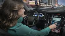 Bosch araç kokpitlerini sadeleştiriyor