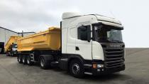 Scania'dan 2018'in İlk Büyük Filo Teslimatı