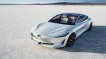 INFINITI'den sedan segmentine modern tasarım