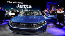 İşte yeni VW Jetta!