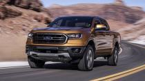 Ford yeni Ranger, 10 ileri otomatik şanzımanını tanıttı