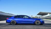 BMW yeni M5 için lastik tercihini Pirelli P Zero'dan yana kullandı