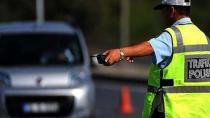 İstanbul'da günde 4 bin trafik cezası kesildi