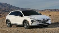 Hyundai Nexo bir depo hidrojenle 800 km yol katedecek