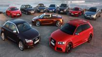 Audi tasarımları artık birbirinden farklı olacak