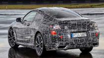 2019 BMW 8-Serisi Coupe Hız Testlerinde