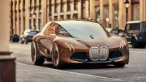 """BMW'den geleceğin otomobili """"iNext"""" için  açıklama"""