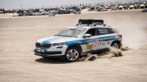 Dakar Rallisi'ni Tamamlayan İlk Skoda Kodiaq oldu