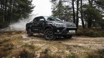 Toyota Hilux'tan 50'nci Yıla  Özel Versiyon