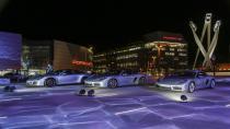 Porsche 70'inci yılını kutluyor