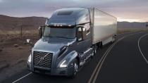 elektrikli kamyon sınıfına Volvo'da katılıyor