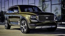KIA 400 beygirlik hibrit konsept SUV projesini hayata geçiriyor