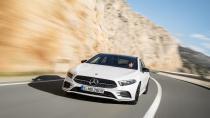 İşte Yeni Mercedes A Serisi