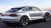 Audi, elektrikli otomobili E-TRON'un ön satışlarına başladı