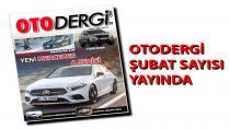 OTODERGİ'nin Şubat sayısı yayınlandı