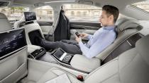 Audi A8'in tüm kontrolleri artık parmaklarınızın ucunda