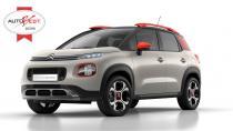 AUTOBEST 2018 Yılın Otomobili ''CITROËN C3 AIRCROSS''