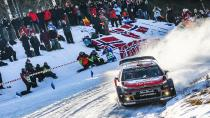 Citroën C3 WRC İsveç rallisine hazır
