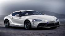 Yeni Toyota Supra'nın detayları