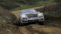 Rolls-Royce'un Yeni Suv Aracının adı ''Cullinan''