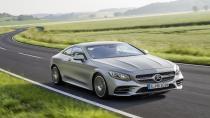Yeni Mercedes-Benz S-Serisi Coupé Satışa Sunuldu