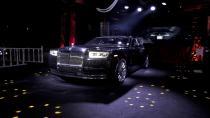 Rolls-Royce Yeni Phantom Türkiye'ye Geldi.