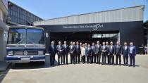 Mercedes-Benz 50. Yıl Etkinliğine 2. Büyük Ödül
