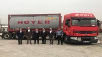 Aktifsped, Goodyear'ın Türkiye'deki ilk FleetOnlineSolutions müşterisi oldu
