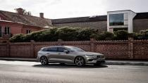 Volvo Cars yeni V60'ı sundu!