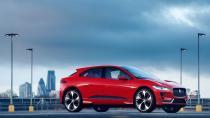 Tamamen elektrikli Jaguar neslinin ilk modeli olacak I-PACE tanıtıyor