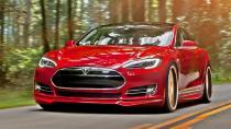 Tesla Avrupada Mercedes ve BMW`yi geçti!