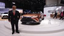 Cenevre Otomobil Fuarı: Lexus UX modelini tanıttı!