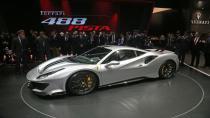 Cenevre Otomobil Fuarı: Ferrari 488 Pista 2019'da Türkiye'de!