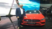 Mercedes-Benz'den  2018 Cenevre Otomobil Fuarı'nda yenilik rüzgârı!