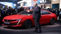 Peugeot, Cenevre'de gövde gösterisi yaptı
