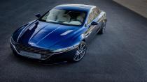 Cenevre Otomobil Fuarı: ASTON MARTIN yeni Lagonda Vision Concept'i sergiliyor