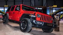 Cenevre Otomobil Fuarı: Jeep yeni Wrangler'ı tanıttı