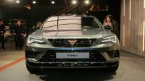 Cenevre Otomobil Fuarı: Cubra Ateca'yı görücüye çıkarttı