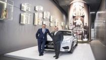 Volvo Car ve Beşiktaş işbirliği!