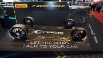 Cenevre Otomobil Fuarı: Otomobill üreticilerinin tercihi Pirelli oldu