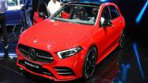 Karşınızda 2019 Mercedes A serisi