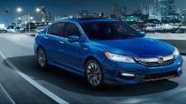 Honda Accord Hybrid'in tüketim sonuçları