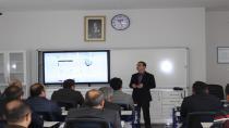 KOSGEB'TEN OTONOMİ'DE bilgilendirme semineri