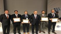 ASSAN HANİL'E TAYSAD'dan eğitim ödülü