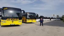 Otobüs filoları TEMSA ile büyüyor
