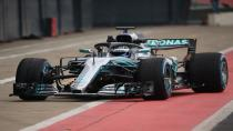 Mercedes-AMG F1 W09 EQ Power+ gün yüzüne çıktı