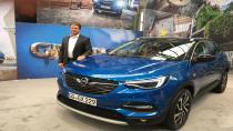 Opel Türkiye Genel Müdürü Özcan Keklik'in açıklaması