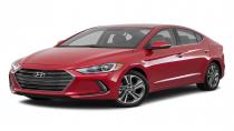 Hyundai Elantra'dan  Çarpışma Testinde En Yüksek Skor!