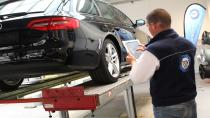 İkinci el araçta TÜV SÜD D-Expert güvencesi…